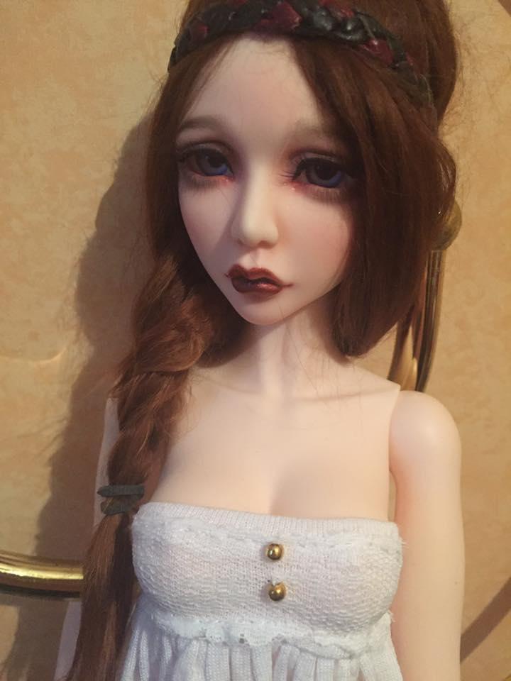 [Vente] BJD MSD Yeon-Bee SoulDoll 13450911