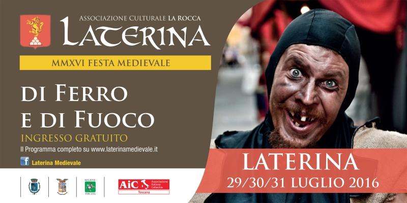 Laterina Medievale (Ar) 29/39/31 Luglio Manife10