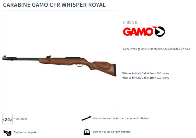 Remington ou Stoeger ? - Page 3 Gamo_c12