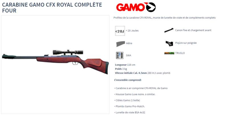 Remington ou Stoeger ? - Page 3 Gamo_c14