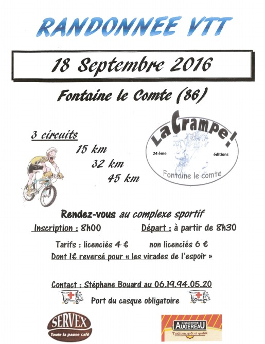 Fontaine le comte (86) 18 septembre 2016 Screen21