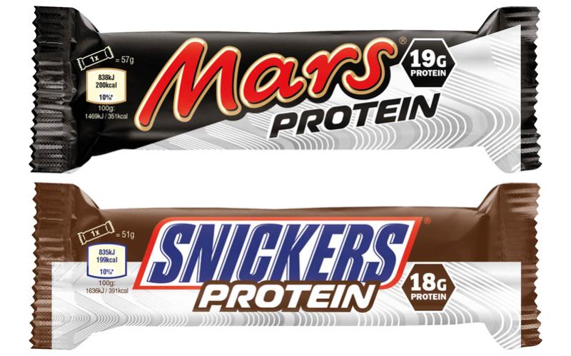 Un Mars Protein et ça repart! Snicke10