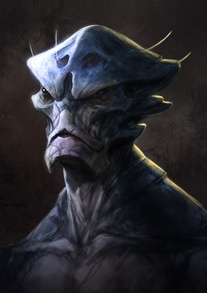 Liste des monstres et créatures Alien_10