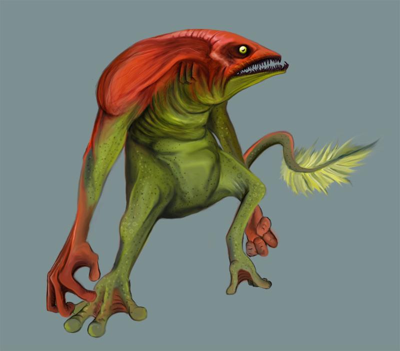 Liste des monstres et créatures Poizar10