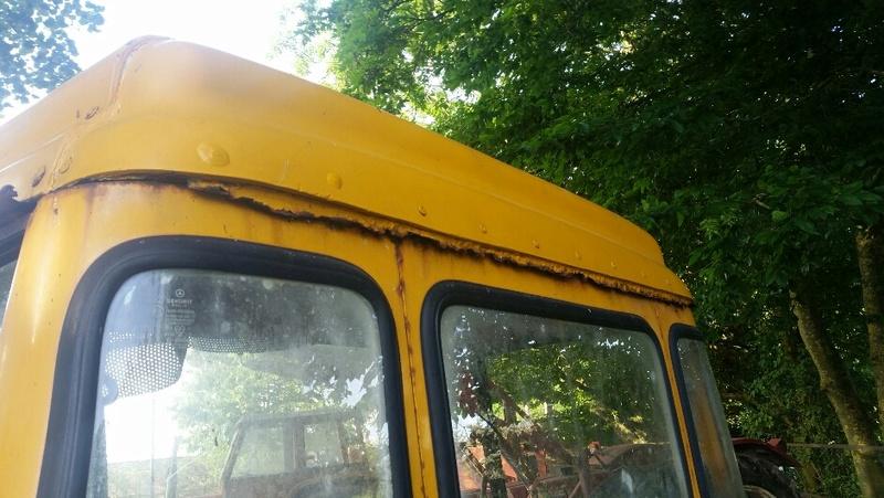 Restauration unimog 416 117 ou U1100 2016-023