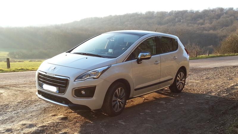 """Présentation et Photos de votre Voiture """"Peugeot"""" 20150210"""