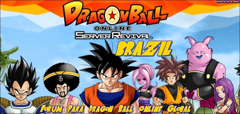 Dragon Ball Online Global Brasil