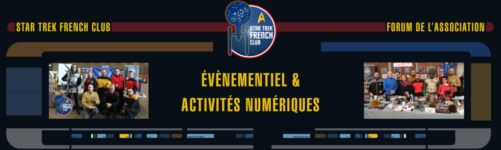 Star Trek French Club - Forum