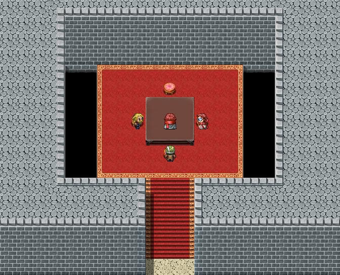 Screenshot de vos projets Map00811