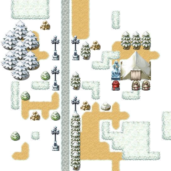 Screenshot de vos projets Map00910