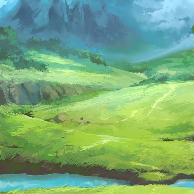 Emerald Field