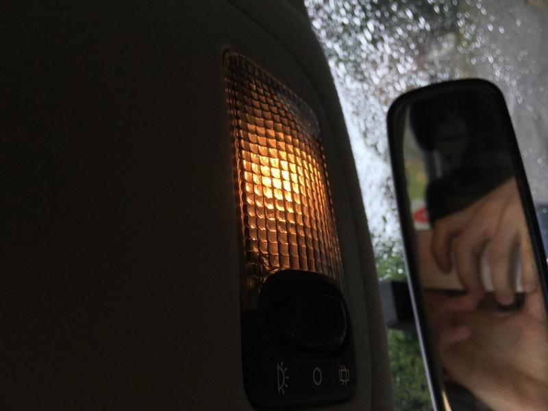 [Paulo76200] 206 XS 1.6 16V de 2002 (LEDS en place ! :D) - Page 2 Plafon10