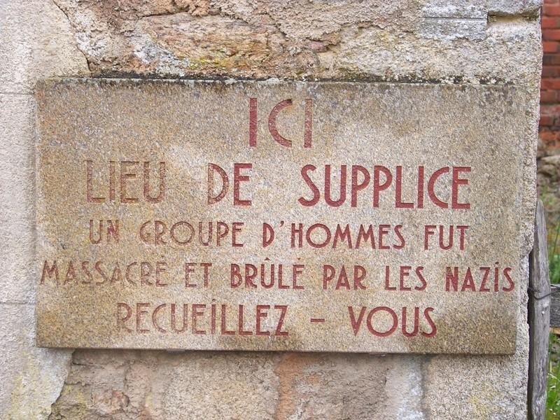 Oradour-sur-Glane : un massacre SS 1011