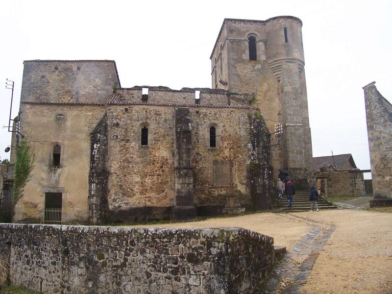 Oradour-sur-Glane : un massacre SS 3210