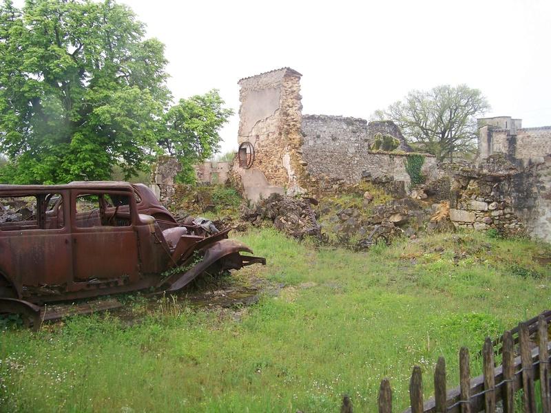 Oradour-sur-Glane : un massacre SS 6110