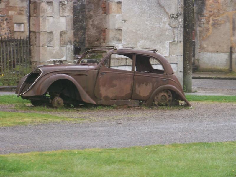 Oradour-sur-Glane : un massacre SS 6910