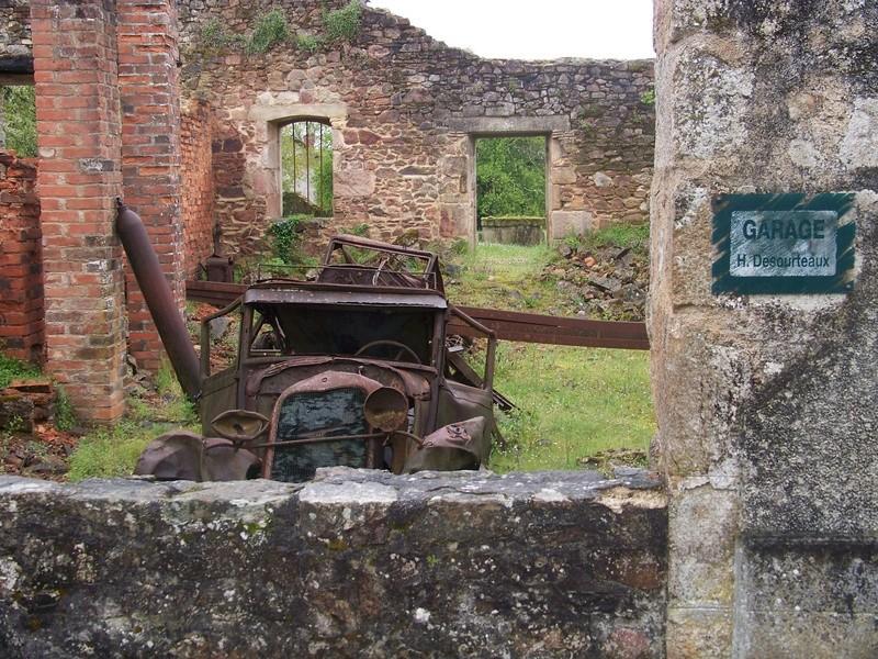 Oradour-sur-Glane : un massacre SS 811