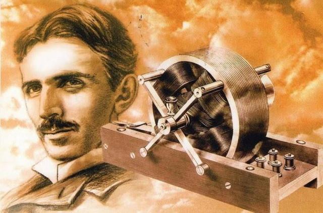 Никола Тесла - великий ученый, загадочный изобретатель, властелин электричества Nikola10