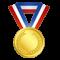 Médaille Méritactif n°7 Dudede10