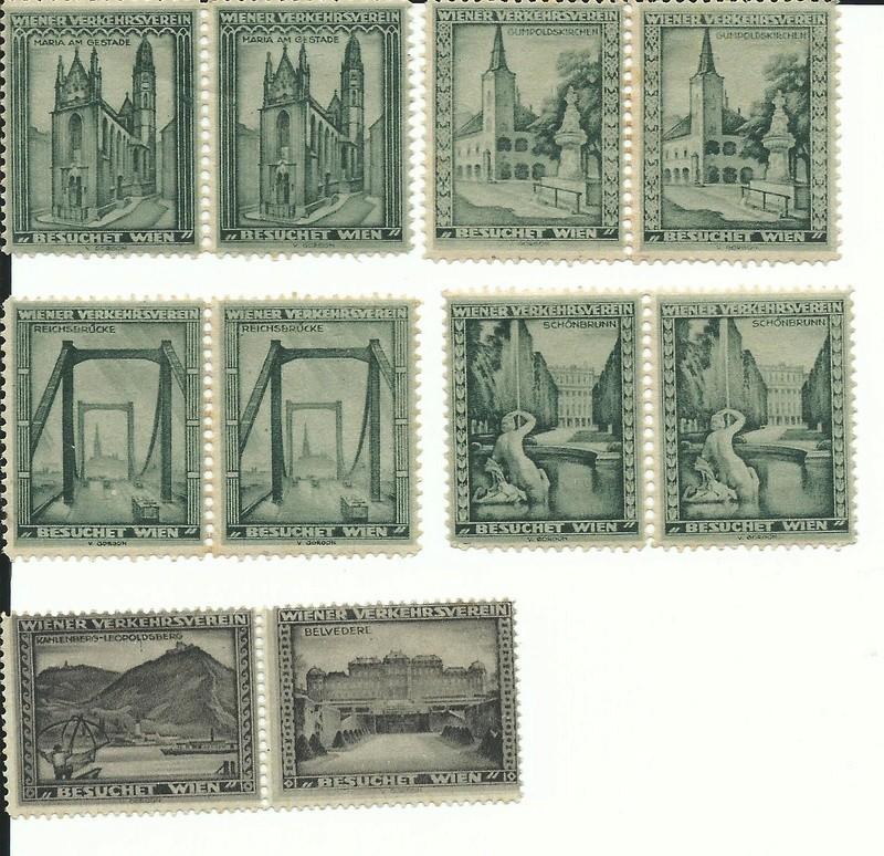 benötige Hilfe! über eine Briefmarke aus Österreich Marken11