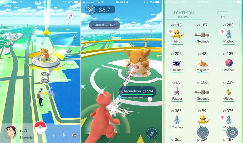 ¿Qué es Pokemon GO? Bolsa_10