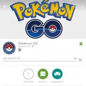 Cómo descargar Pokémon GO en Android Pokemo13