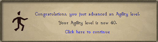 OSRS ACC Goals and Updates 40_agi10