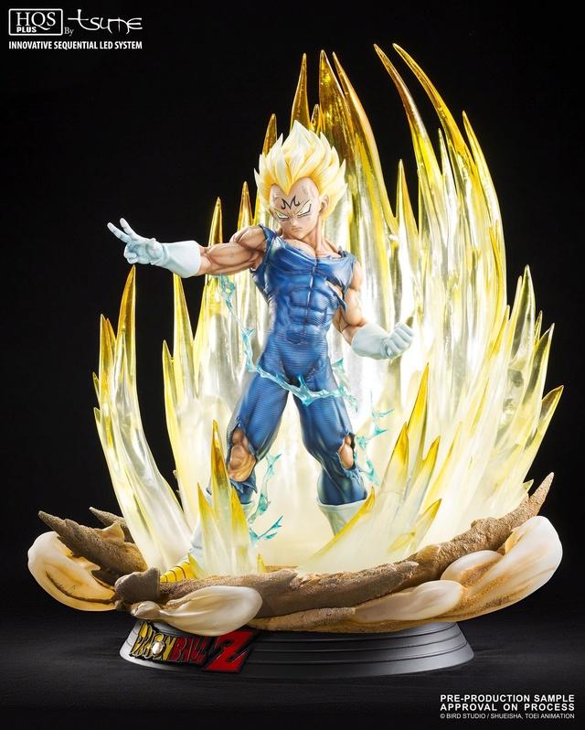 Figurine Majin Vegeta par Tsume Vegeta10