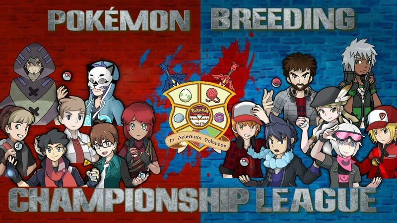 Pokemon Breeding Championship League