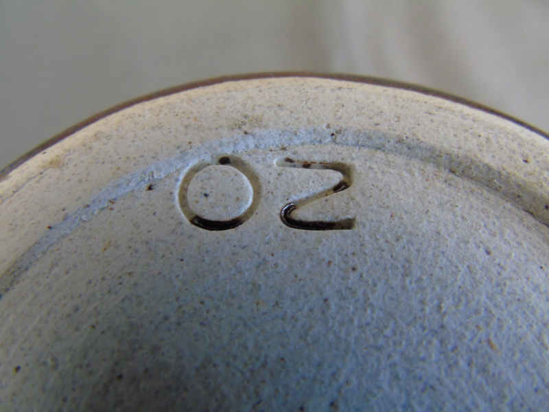 Mug with OS or ON mark - Harry Horlock Stringer?  Dsc00012