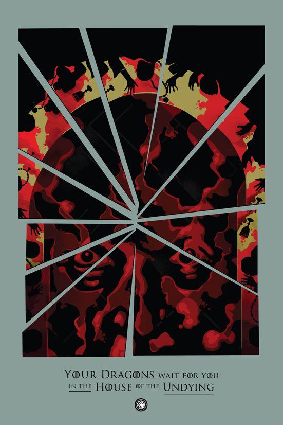 Posters promocionales de las muertes de GoT 2_710