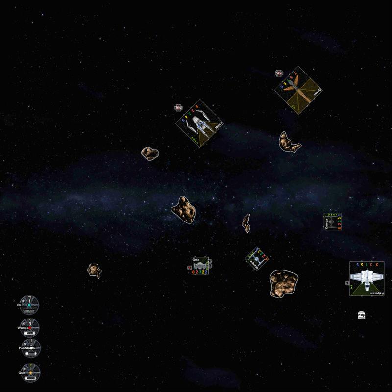 Vassal-League - Unknown Reaches: 5K - Spielberichte Spaced11