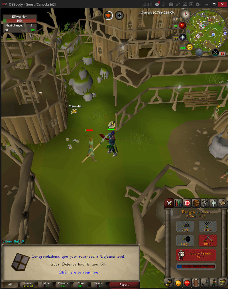 Nuck's Road to Max Defenc10