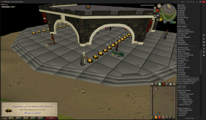 Nuck's Road to Max Firema10