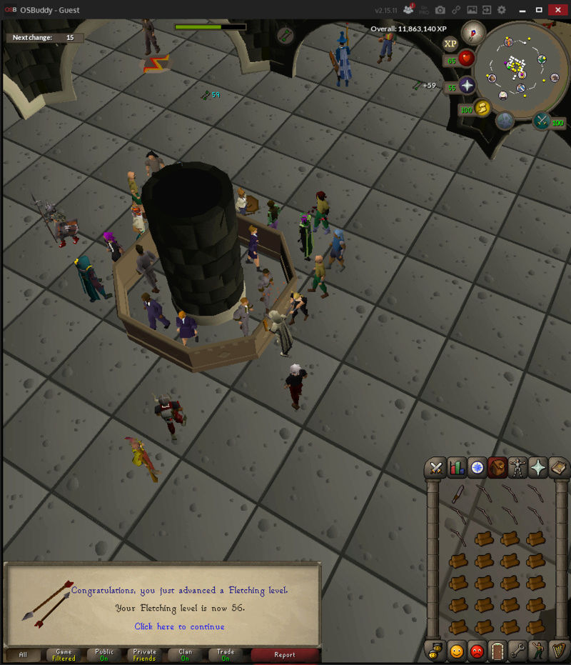 Nuck's Road to Max Fletch10