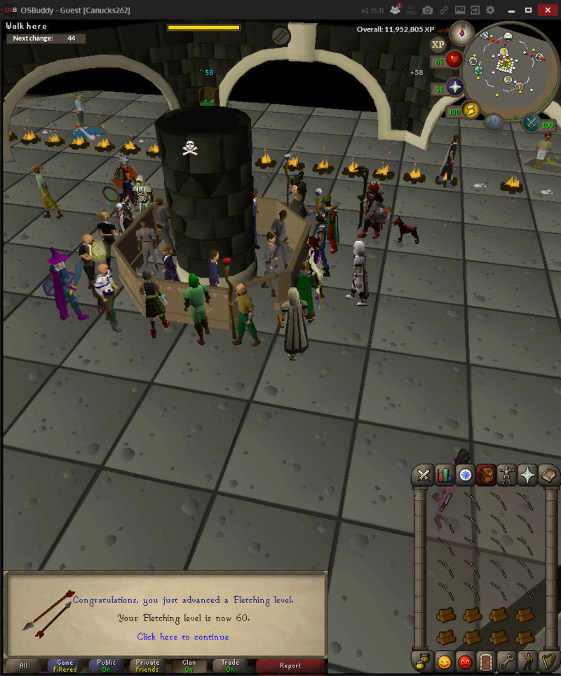 Nuck's Road to Max Fletch11