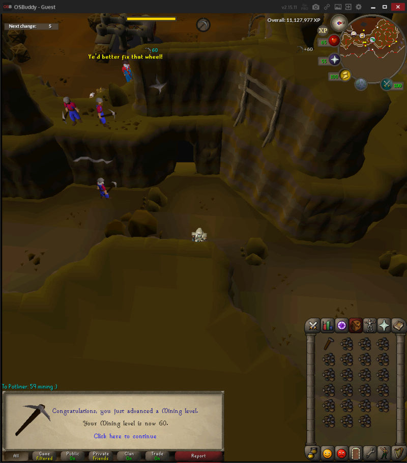 Nuck's Road to Max Mining10