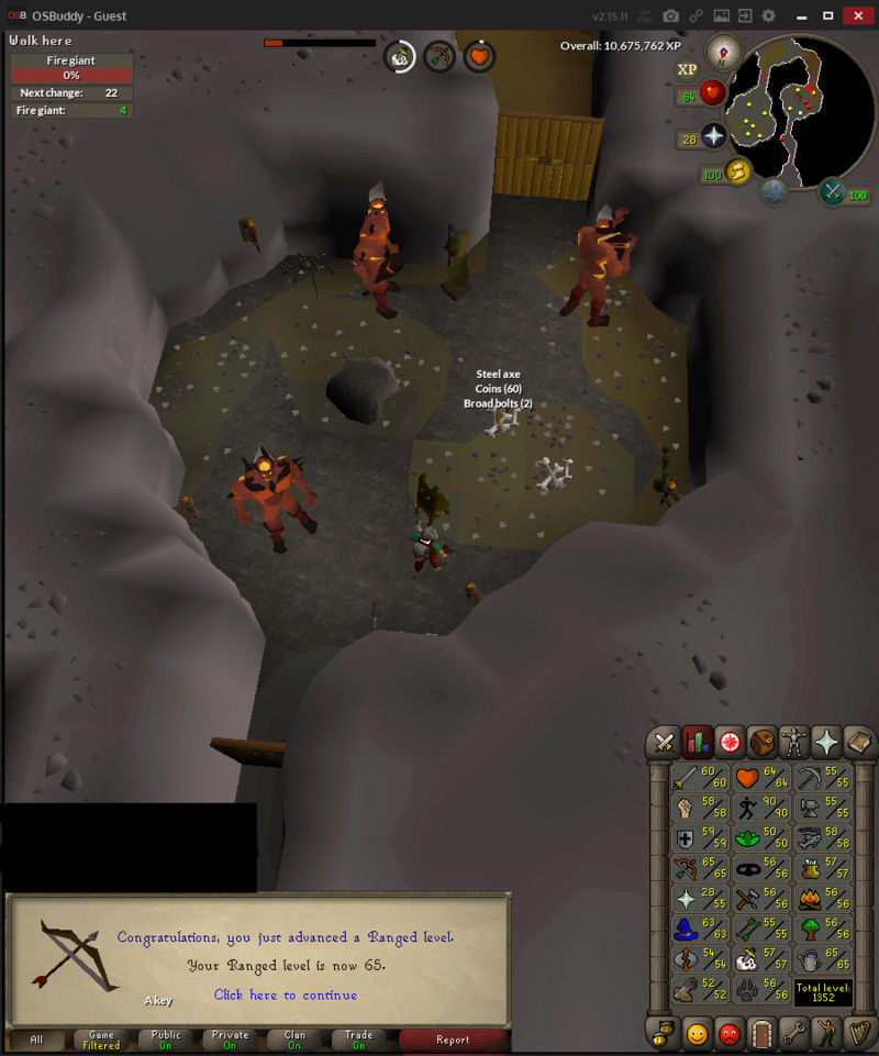 Nuck's Road to Max Ranged10