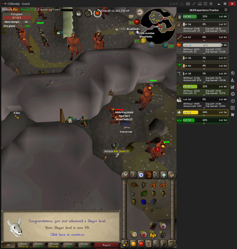 Nuck's Road to Max Slayer10