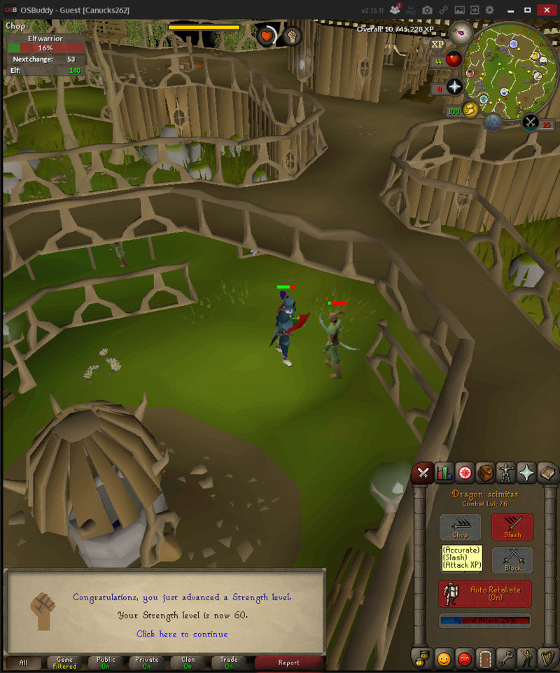 Nuck's Road to Max Streng10