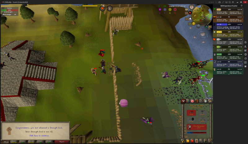 Nuck's Road to Max Streng11
