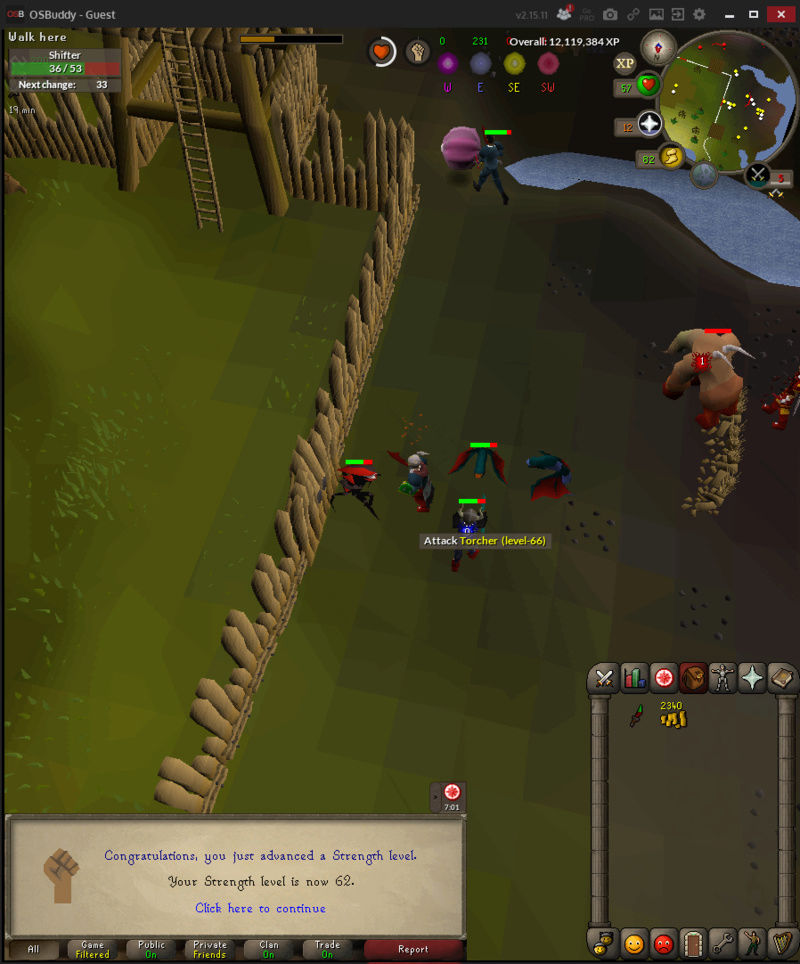 Nuck's Road to Max Streng12