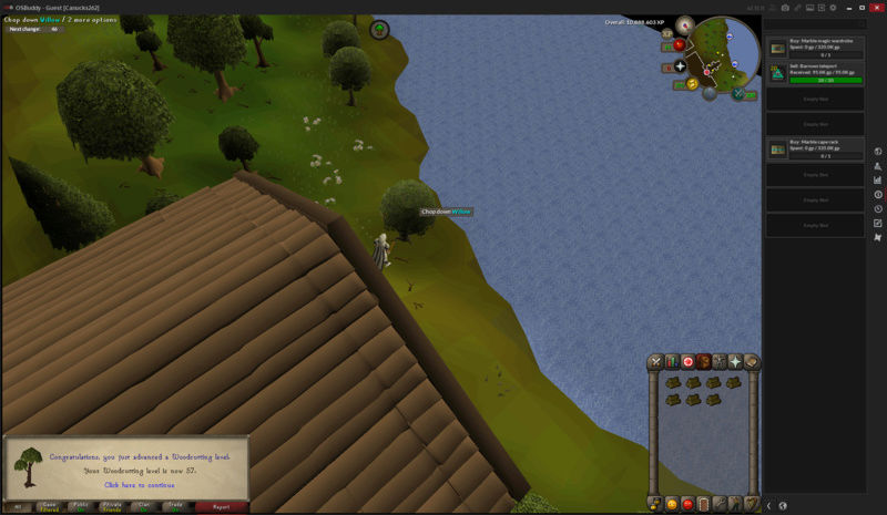 Nuck's Road to Max Woodcu10