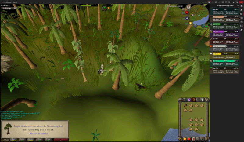 Nuck's Road to Max Woodcu12