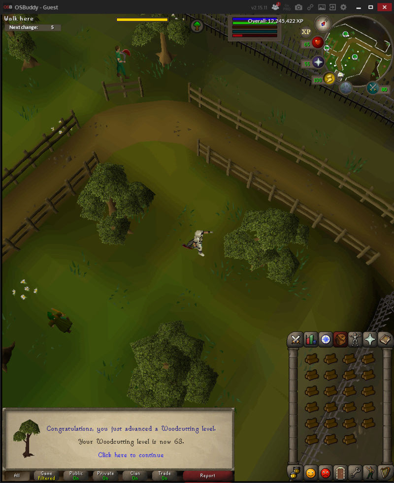 Nuck's Road to Max Woodcu13