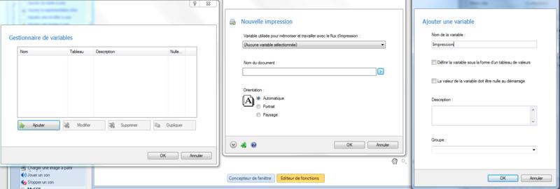 [résolu]Recherche tuto pour creer un logiciel pour imprimer Captur13