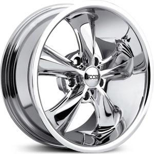 "Foose 22"" Chrome Legends w/Tires Image10"