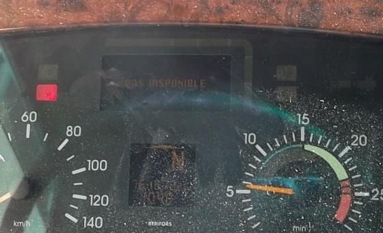 Mercedes Actros 2543 / pédale accélérateur : initialiser Sans_t10