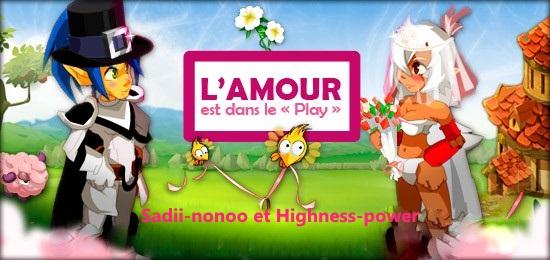 Mariage de Sadii-nonoo et Highness-power Amoure10