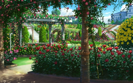 Rose Garden 14728110